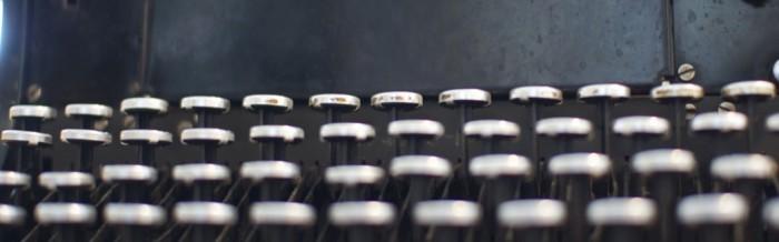 Typewriter © by Saylors